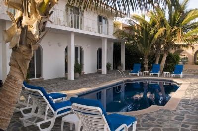 Tremendous 4 Bedroom Villa in Los Cabos Corridor - Image 1 - La Joya - rentals