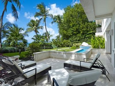 Contemporary 3 Bedroom Apartment in Paynes Bay - Image 1 - Paynes Bay - rentals