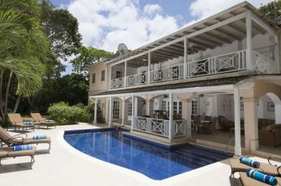 Extraordinary 6 Bedroom Home in Sandy Lane - Image 1 - Barbados - rentals