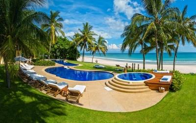 Beautiful 11 Bedroom Villa in Punta Mita - Image 1 - Punta de Mita - rentals
