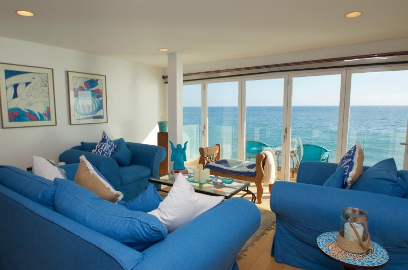 #331 Luxury Malibu Oceanfront home with Private Be - Image 1 - Malibu - rentals