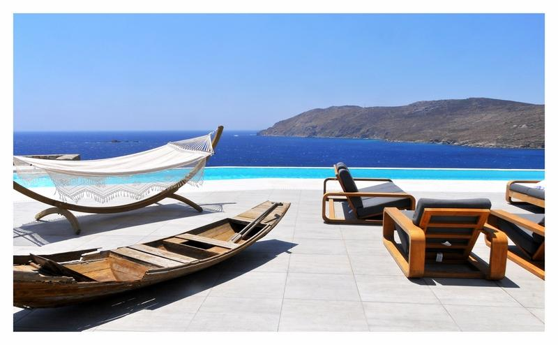 Blue Villas | Aegean Resort | Close to the beach - Image 1 - Kalo Livadi - rentals
