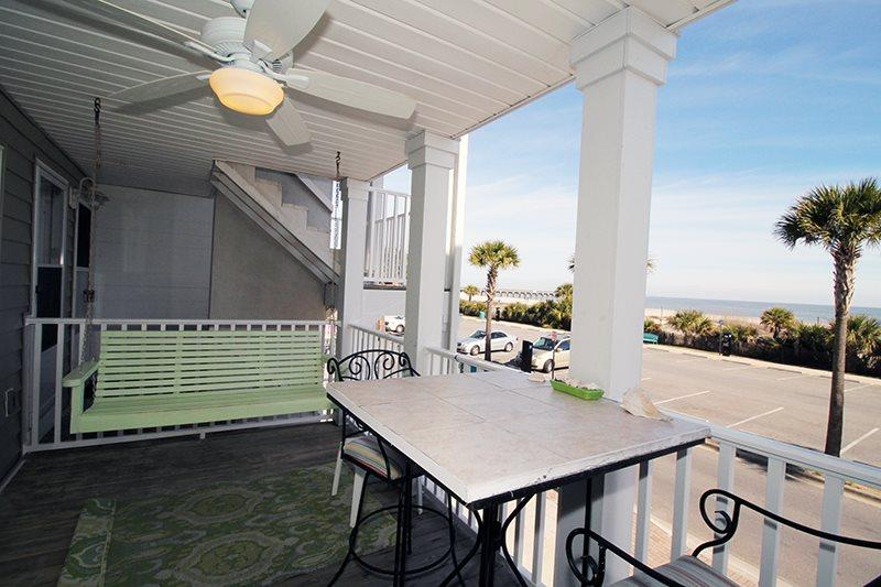 South Beach Ocean Condos - East - Unit 3 - Panoramic Oceanfront Views of Tybee - Image 1 - Tybee Island - rentals