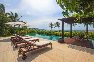 Fantastic 4 Bedroom Villa in Punta Mita - Image 1 - Punta de Mita - rentals
