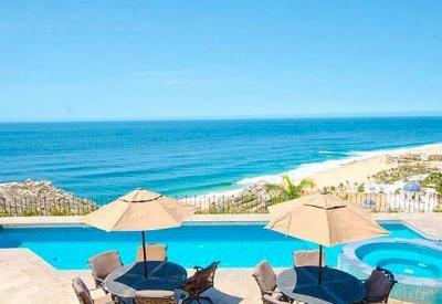 Delightful 9 Bedroom Villa in Pedregal - Image 1 - Cabo San Lucas - rentals
