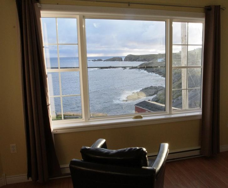 Master Suite View - Ocean View B&B -Historic Grates Cove, Newfoundland - Grates Cove - rentals