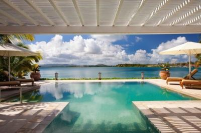 Beautiful 3 Bedroom Villa on Harbour Beach - Image 1 - Saint George Parish - rentals