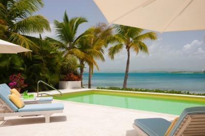 Sensational 3 Bedroom Villa on Harbour Beach - Image 1 - Saint George Parish - rentals