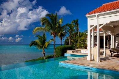 Magnificent 5 Bedroom Villa in Antigua - Image 1 - Saint George Parish - rentals