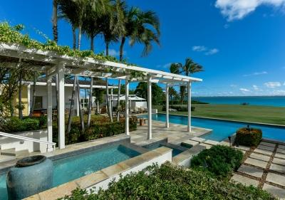 Unbelievable 7 Bedroom Villa in Jumby Bay - Image 1 - Saint George Parish - rentals