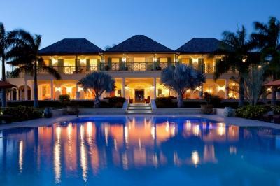 Charming 8 Bedroom Villa Jumby Bay - Image 1 - Saint George Parish - rentals