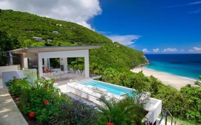 Sensational 3 Bedroom Villa in Trunk Bay - Image 1 - Trunk Bay - rentals