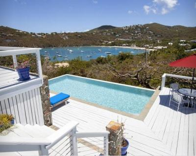 Lovely 4 Bedroom Vila in Cruz Bay - Image 1 - Cruz Bay - rentals