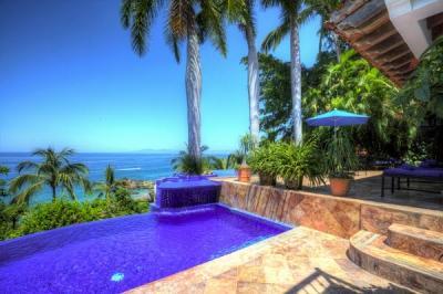 Spectacular 5 Bedroom Villa in Puerto Vallarta - Image 1 - Puerto Vallarta - rentals