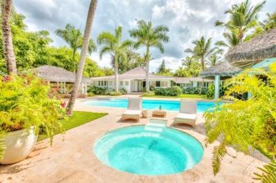 Tremendous 5 Bedroom Villa in Casa de Campo - Image 1 - La Romana - rentals