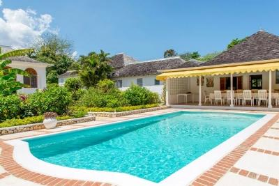Radiant 5 Bedroom Villa at Tryall - Image 1 - Hope Well - rentals