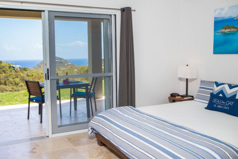 Room with a view - New & Modern 1 Bedroom Studio at Seas the Day - Cruz Bay - rentals
