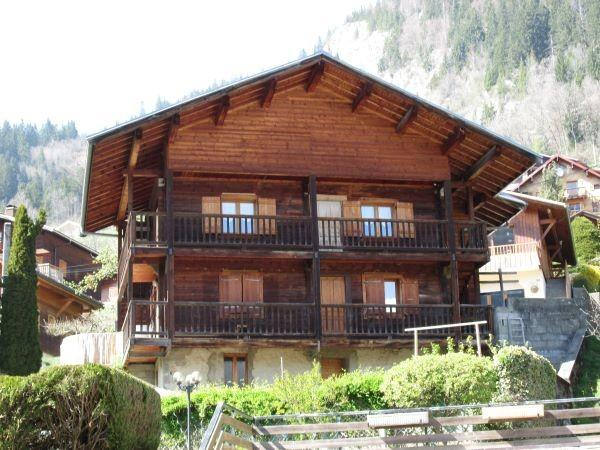 CHALET POLLET 3 rooms 6 persons - Image 1 - Le Grand-Bornand - rentals