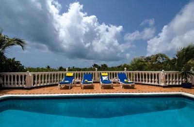 Gorgeous 4 Bedroom Villa in Orient Bay - Image 1 - Orient Bay - rentals