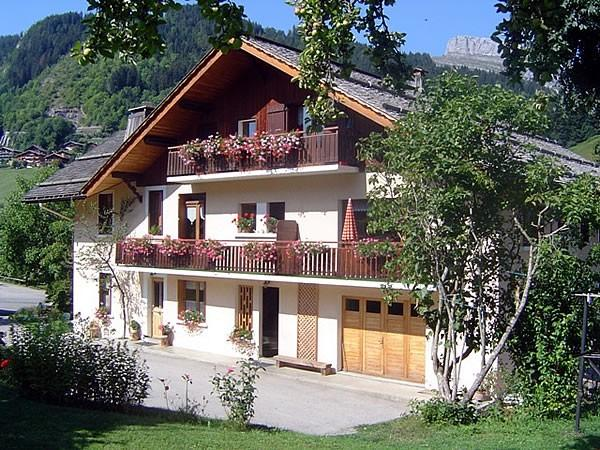 VIEUX NOYER (Le noisetier) 3 rooms 6 persons - Image 1 - Le Grand-Bornand - rentals