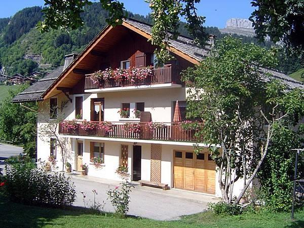VIEUX NOYER (Le Sorbier) 2 rooms 5 persons - Image 1 - Le Grand-Bornand - rentals