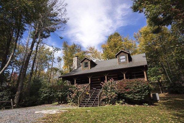 Hemlock Hideaway - Image 1 - Boone - rentals