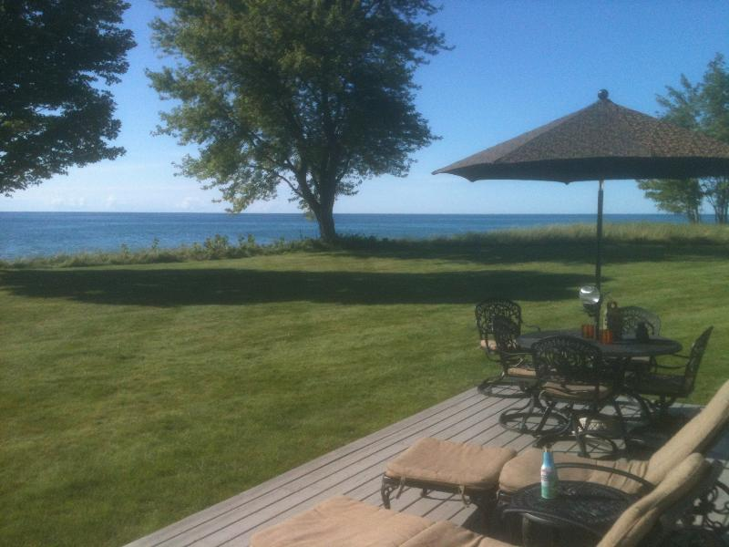 Our unit is closest to the Lake! - A Slice Of Heaven - Manistee - rentals