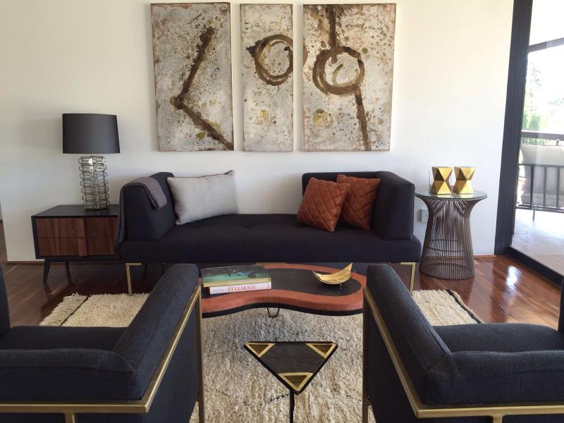 Marvelous 3 Bedroom Apartment in Polanco - Image 1 - Mexico City - rentals