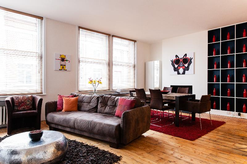 ROXY66!DANDY DESIGN LEICESTER SQ 2bed2bath BIG WOW - Image 1 - London - rentals