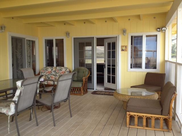 Yellow House/2bdrm/1bath deck - The Yellow House, Waialua - Waialua - rentals