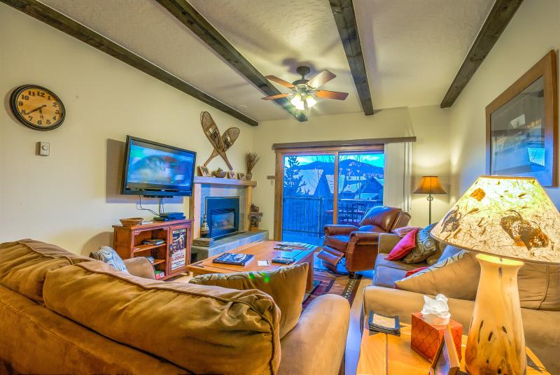 Gorgeous, Walk to Slopes - Image 1 - Steamboat Springs - rentals