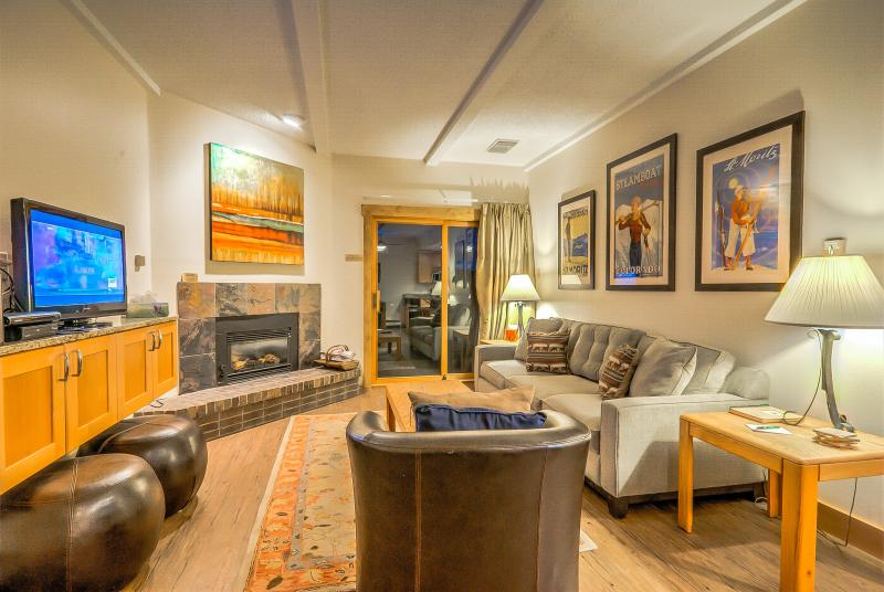 Great Unit,Better Value, Close to the Slopes - Image 1 - Steamboat Springs - rentals