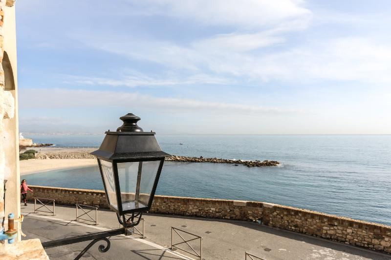 Street - Panoramic Sea Views - Old Town Antibes:  2 Bed - Antibes - rentals