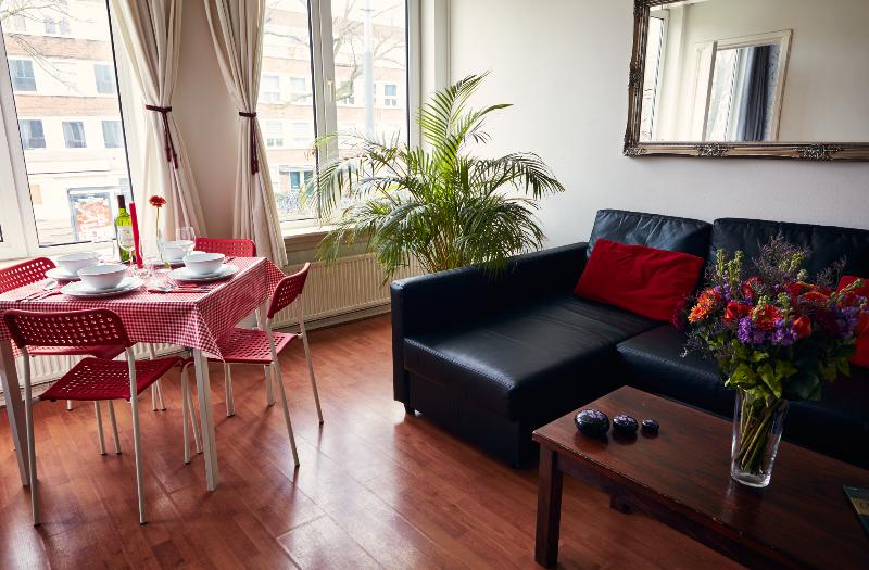 Living room - Rembrandtpark Apartment - Amsterdam - rentals