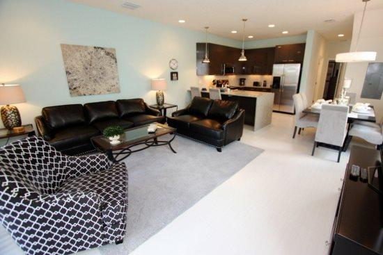 Classy 3 Bedroom 3 Bath Town Home with Upgrades. 17325SB - Image 1 - Kissimmee - rentals