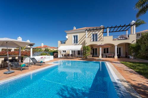 Villa Vale da Quinta - Image 1 - Algarve - rentals