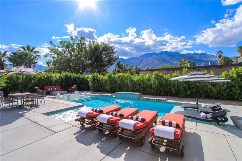 Palms at Park: Brand New Construction 5 Bed 6 Bath Architectural Luxury Home - Image 1 - Palm Springs - rentals