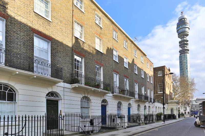 A sweet two-bedroom apartment in Fitzrovia, Central London. - Image 1 - London - rentals