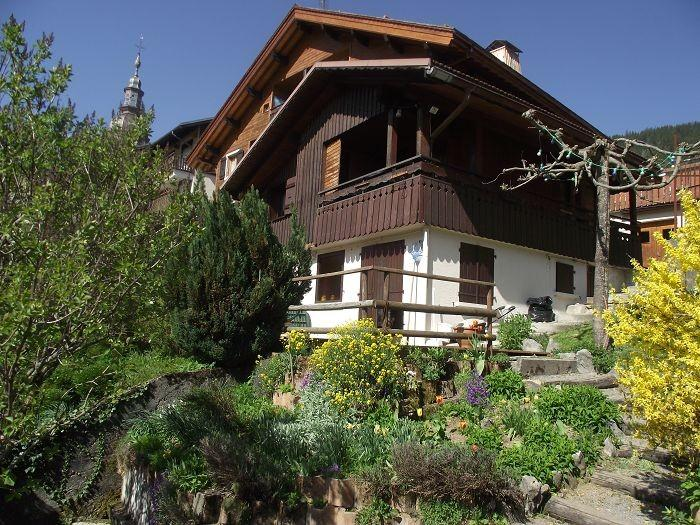 CHALET LE SCHUSS 3 rooms + small bedroom 6 persons - Image 1 - Le Grand-Bornand - rentals