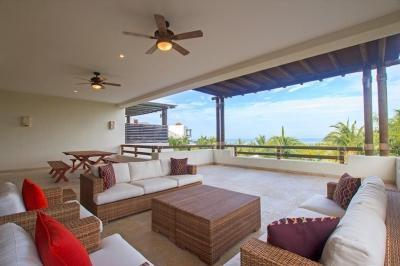 Amazing 4 Bedroom Villa in Punta MIta - Image 1 - La Cruz de Huanacaxtle - rentals