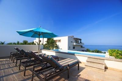 Excellent 5 Bedroom Villa in Punta Mita - Image 1 - La Cruz de Huanacaxtle - rentals