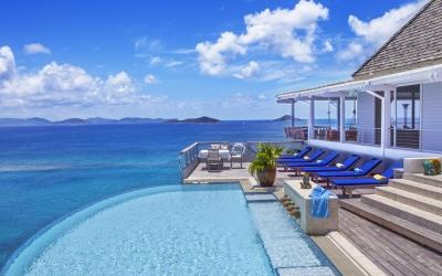 Extraordinary 5 Bedroom Villa in Mahoe Bay - Image 1 - Virgin Gorda - rentals