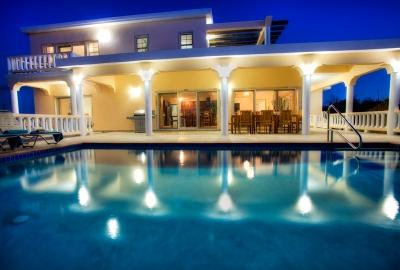 Romantic 4 Bedroom Villa in Shoal Bay East - Image 1 - Island Harbour - rentals
