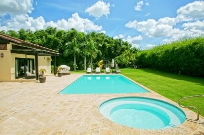 Magnificent 5 Bedroom Villa in Casa de Campo - Image 1 - Altos Dechavon - rentals