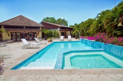 Charming 4 Bedroom Villa in Casa de Campo - Image 1 - La Romana - rentals