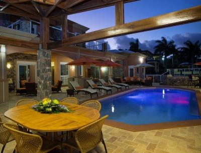 Unbelievable 7 Bedroom Home in St. Thomas - Image 1 - Saint Thomas - rentals