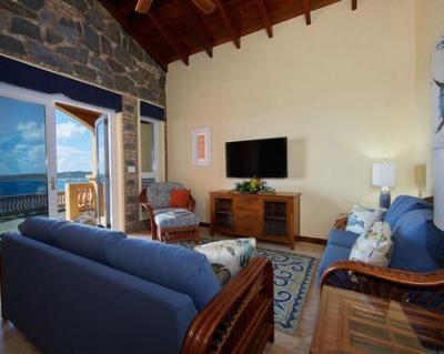 Magnificent 4 Bedroom Villa in Secret Harbour - Image 1 - East End - rentals