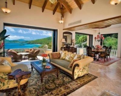 Gorgeous 5 Bedroom Villa in Peter Bay - Image 1 - Peter Bay - rentals