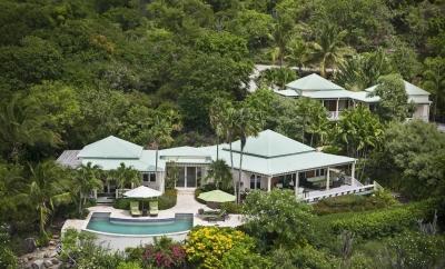 Spectacular 4 Bedroom Villa in Virgin Gorda - Image 1 - Virgin Gorda - rentals