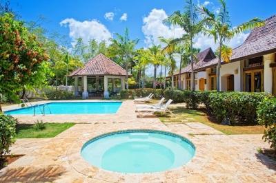 Fantastic 4 Bedroom Villa in Casa de Campo - Image 1 - La Romana - rentals